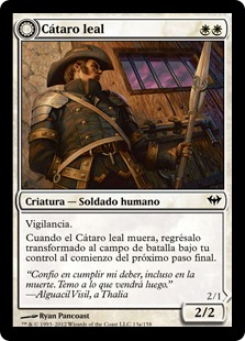 Cátaro leal - Loyal Cathar